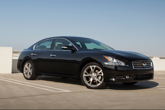 2013 Nissan Maxima Owners Manual