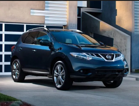 2013 Nissan Murano Owners Manual