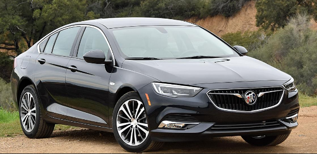 2018 Buick Regal Sportback Owners Manual