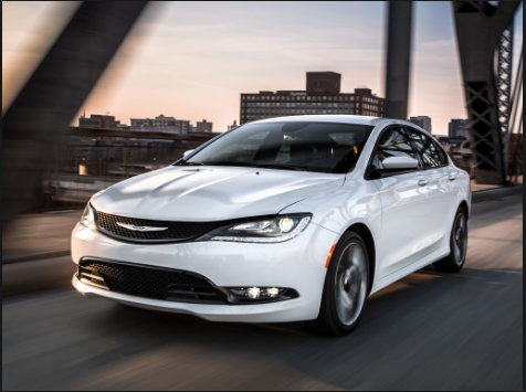 2018 Chrysler 200 Owners Manual