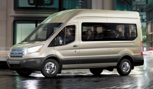 2018 Ford Transit Wagon Owners Manual