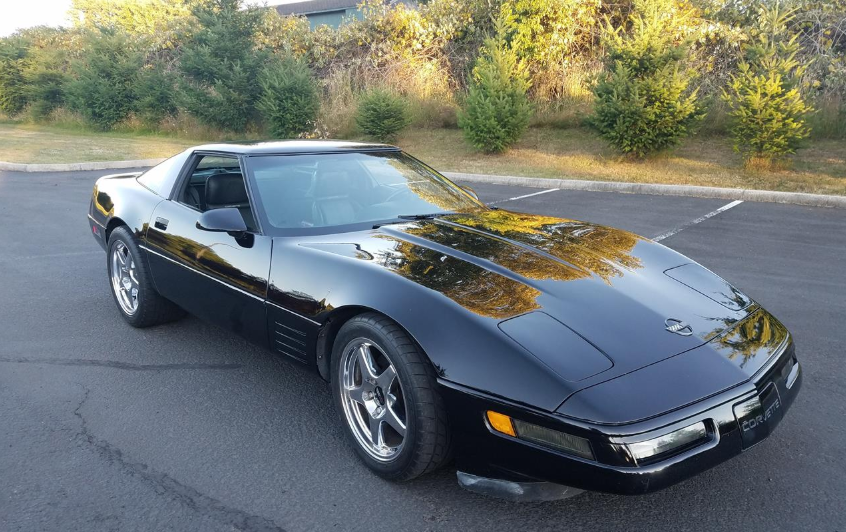 1990 Chevrolet Corvette Owners Manual