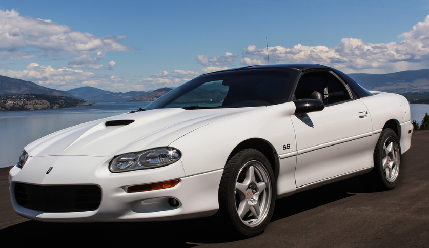 1999 Chevrolet Camaro Owners Manual