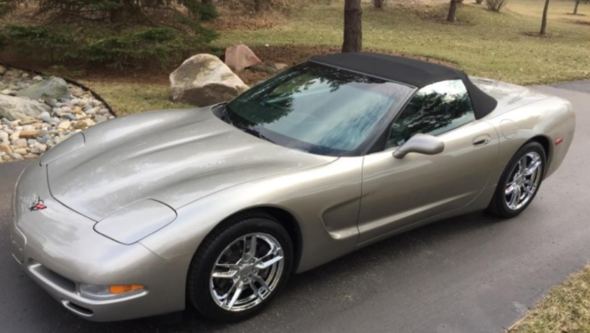 2001 Chevrolet Corvette Owners Manual