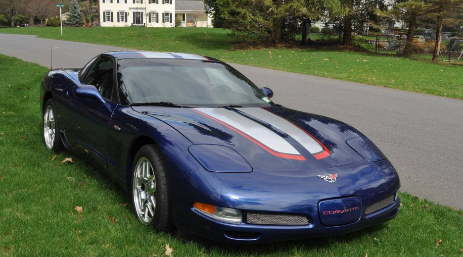2006 Chevrolet Corvette Owners Manual