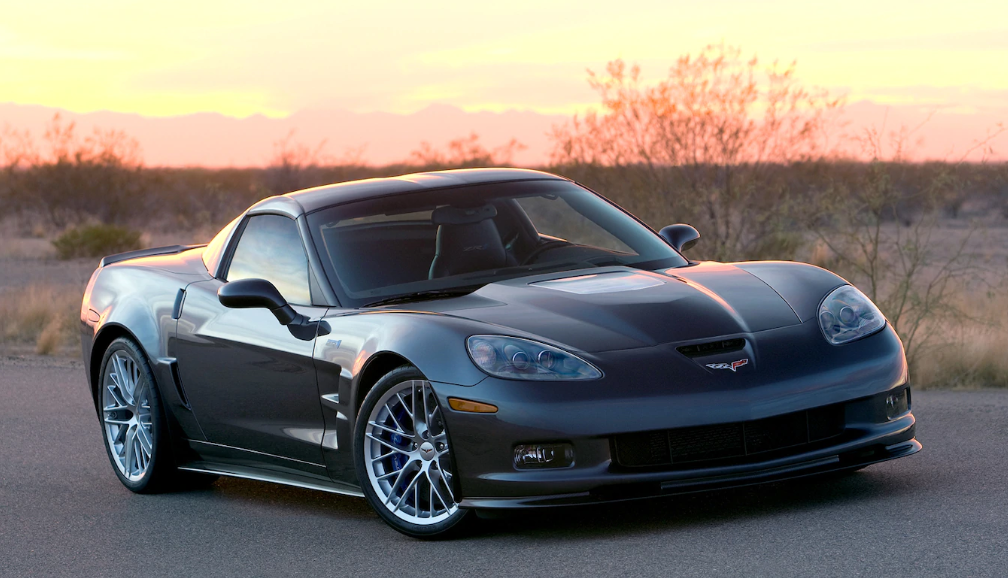 2010 Chevrolet Corvette Owners Manual