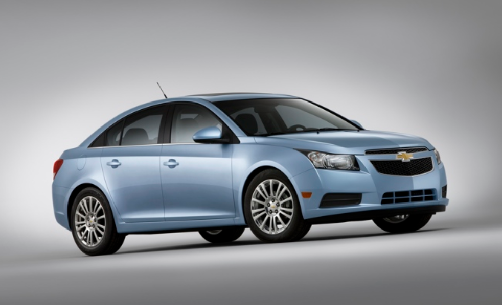 2011 Chevy Cruze Owners Manual