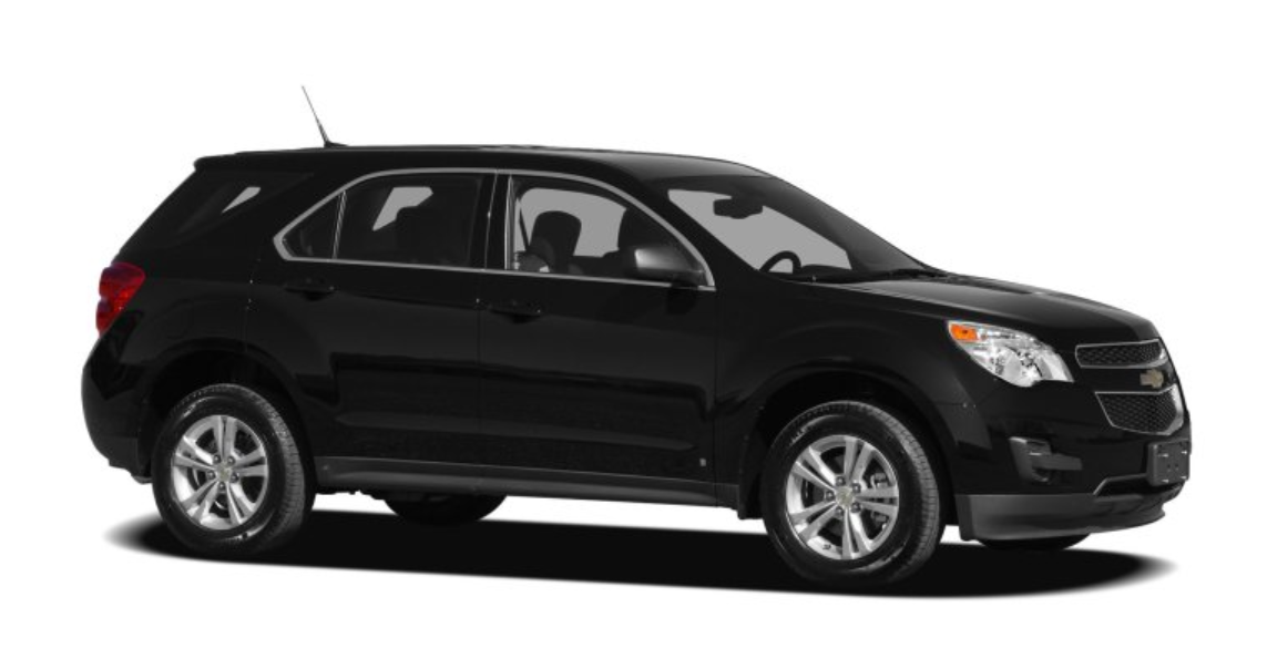 2012 Chevrolet Equinox Owners Manual