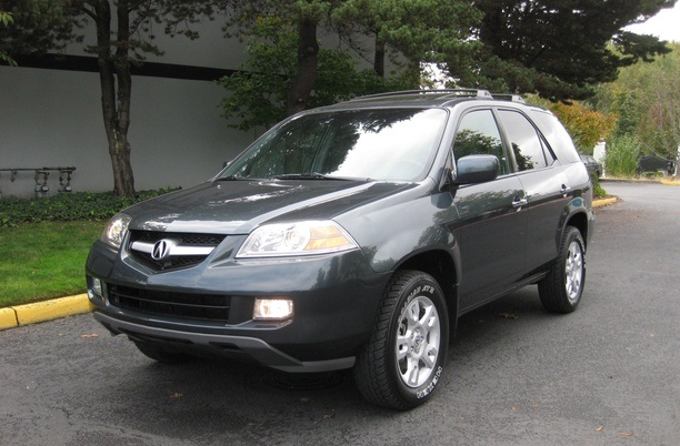 2004 Acura MDX Owners Manual