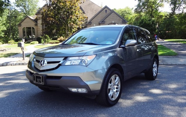 2008 Acura MDX Owners Manual