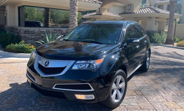 2011 Acura MDX Owners Manual