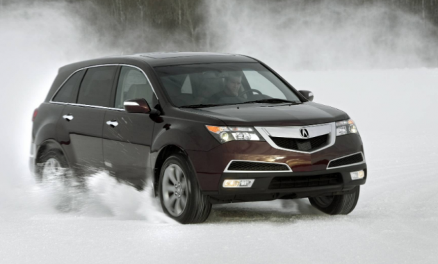 2013 Acura MDX Owners Manual