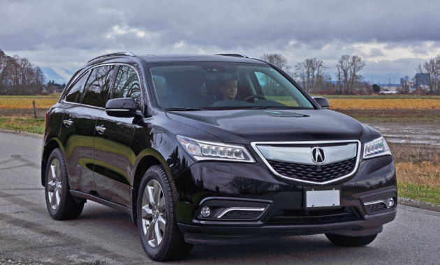 2016 Acura MDX Owners Manual