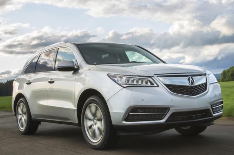 2014 Acura MDX Owners Manual