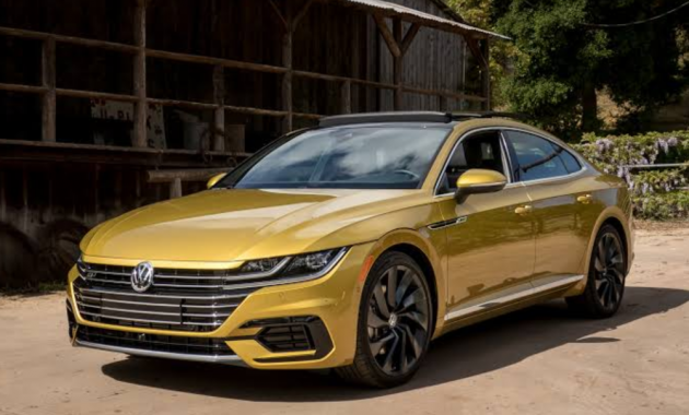 2019 Volkswagen Arteon Owners Manual