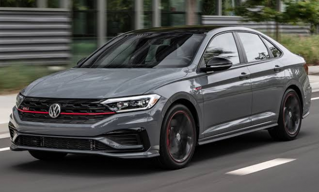 2019 Volkswagen Jetta GLI Owners Manual