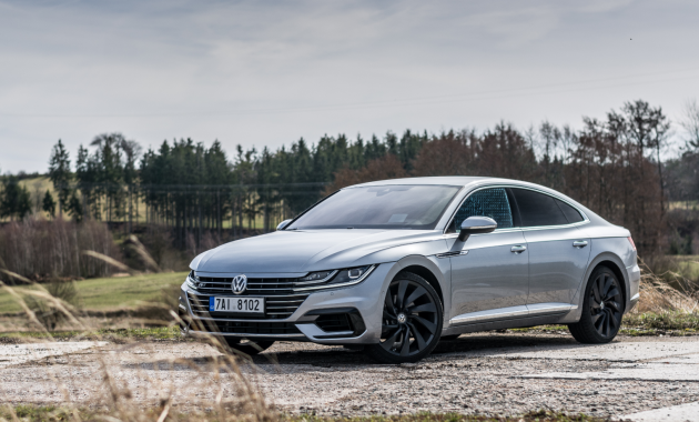 2020 Volkswagen Arteon Owners Manual