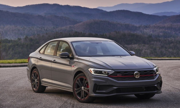 2020 Volkswagen Jetta GLI Owners Manual
