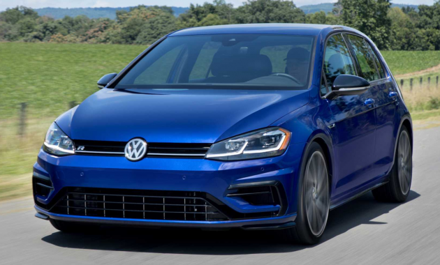 2020 Volkswagen Golf R Owners Manual