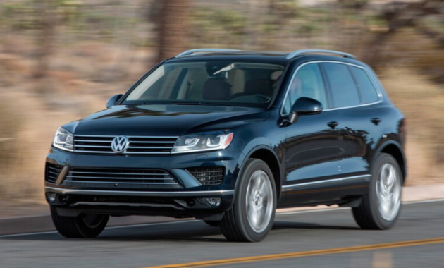 2011 Volkswagen Touareg Owners Manual