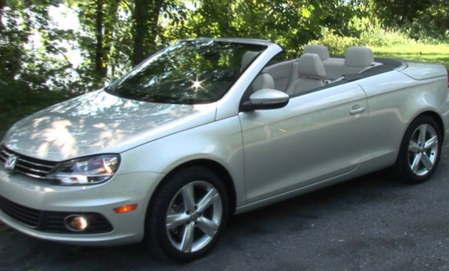 2012 Volkswagen EOS Owners Manual