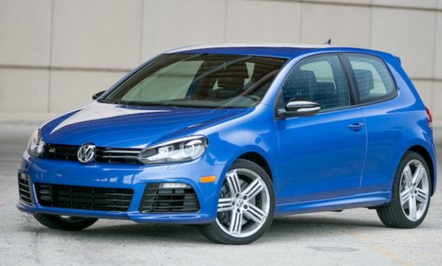 2012 Volkswagen Golf R Owners Manual
