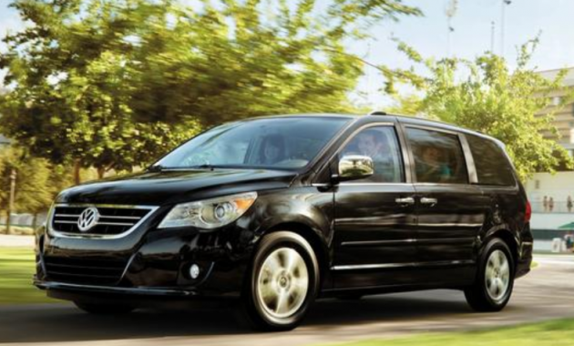 2013 Volkswagen Routan Owners Manual