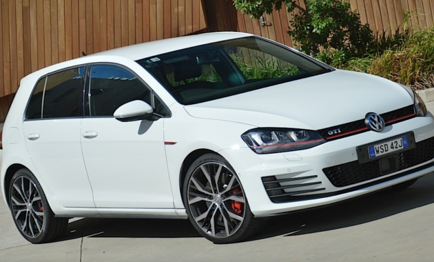 2014 Volkswagen GTI Owners Manual