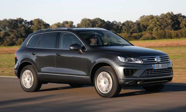 2015 Volkswagen Touareg Hybrid Owners Manual