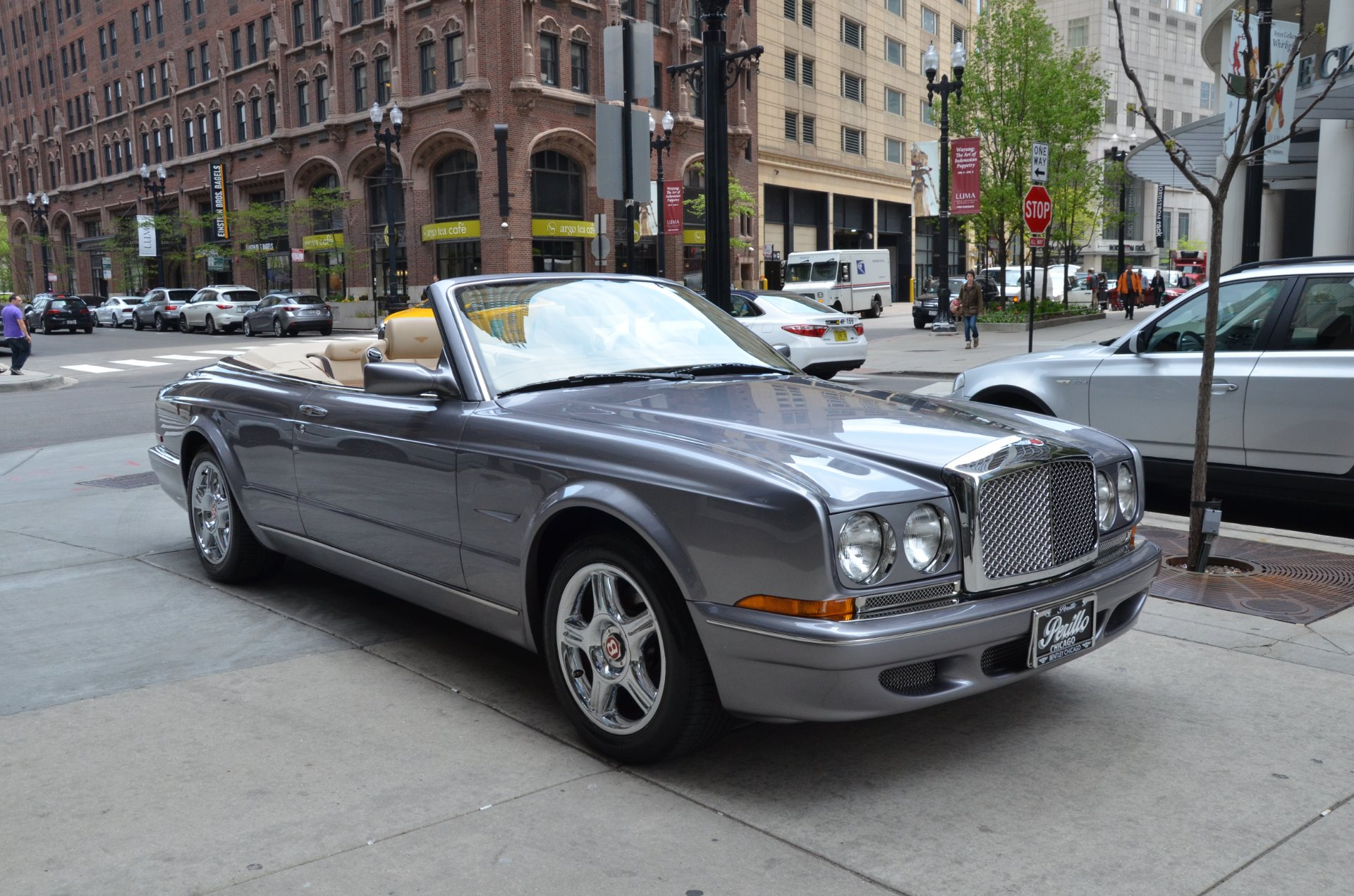 2000 Bentley Azure Stock GC2175 S For Sale Near Chicago
