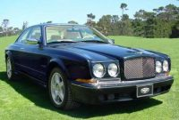2001 Bentley Continental Models Trims Information And