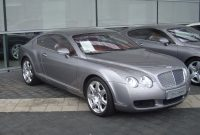 2003 Bentley Continental Photos Informations Articles