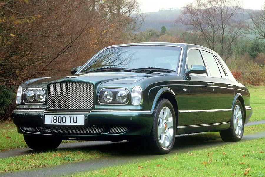 2004 Bentley Arnage Reviews Specs And Prices Cars