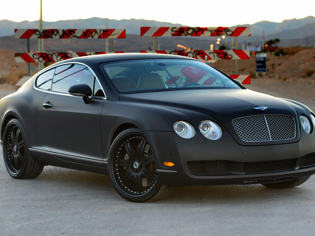 2005 Bentley Continental GT Owners Manual