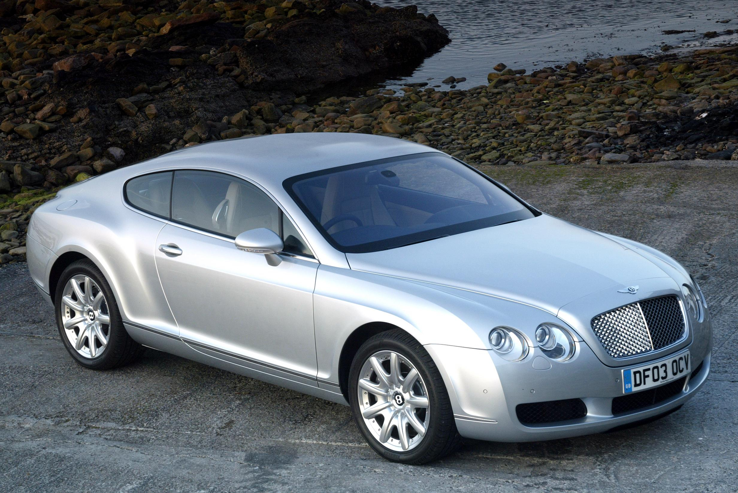 2006 Bentley Continental GT Top Speed
