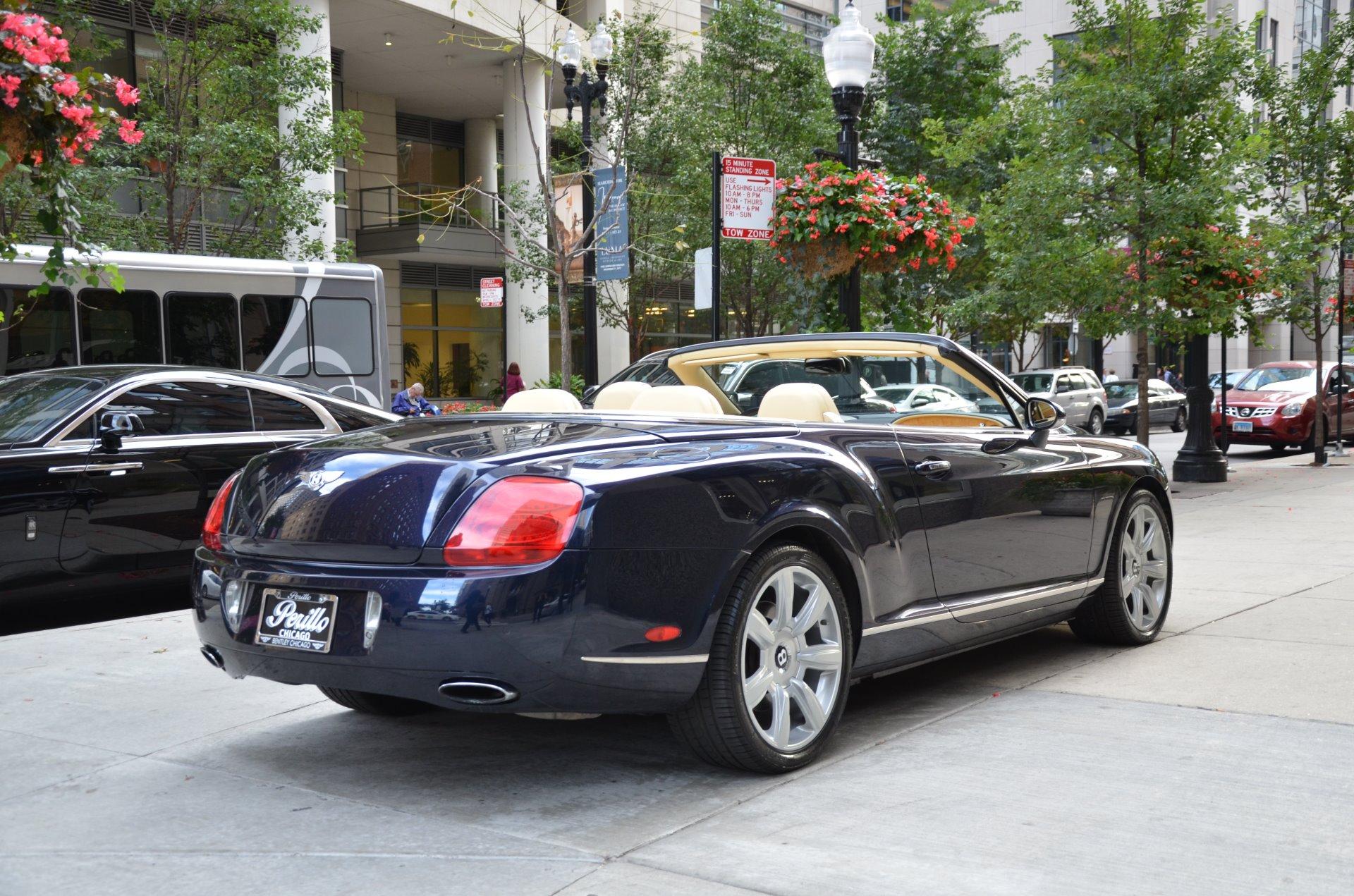 2007 Bentley Continental GTC Stock GC1975 For Sale Near