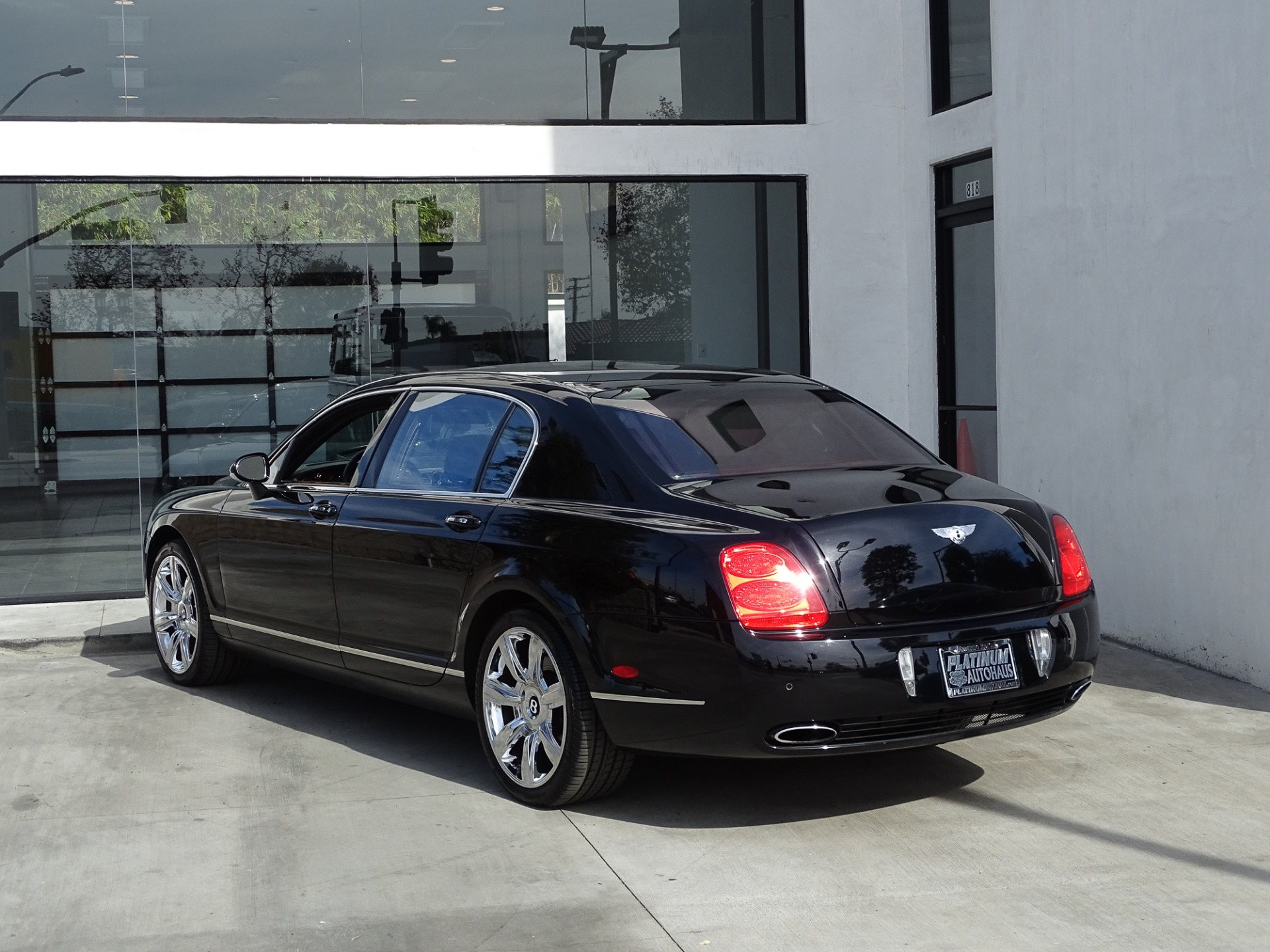 2008 Bentley Continental Flying Spur LOW MILES