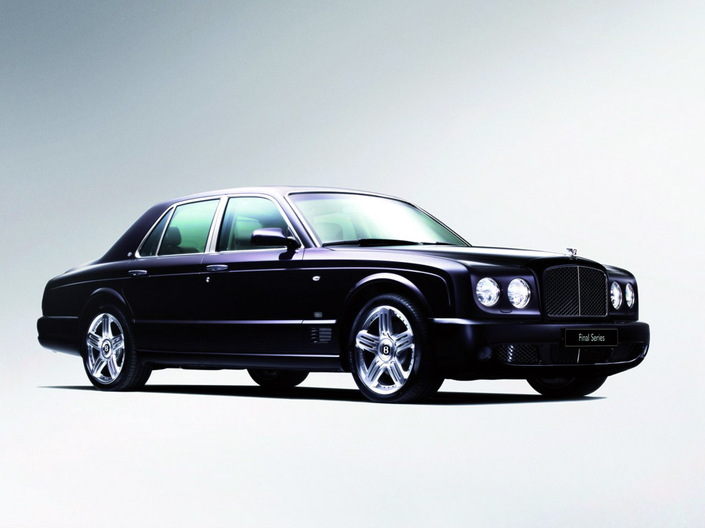 2009 Bentley Arnage Final Series Pictures Specs Engine