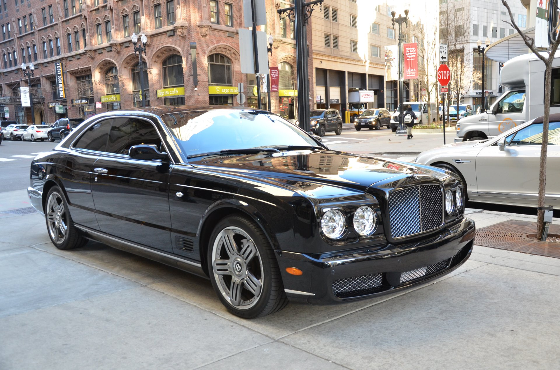 2009 Bentley Brooklands Stock GC2108 For Sale Near
