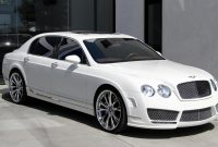 2009 Bentley Continental Flying Spur Speed MANSORY
