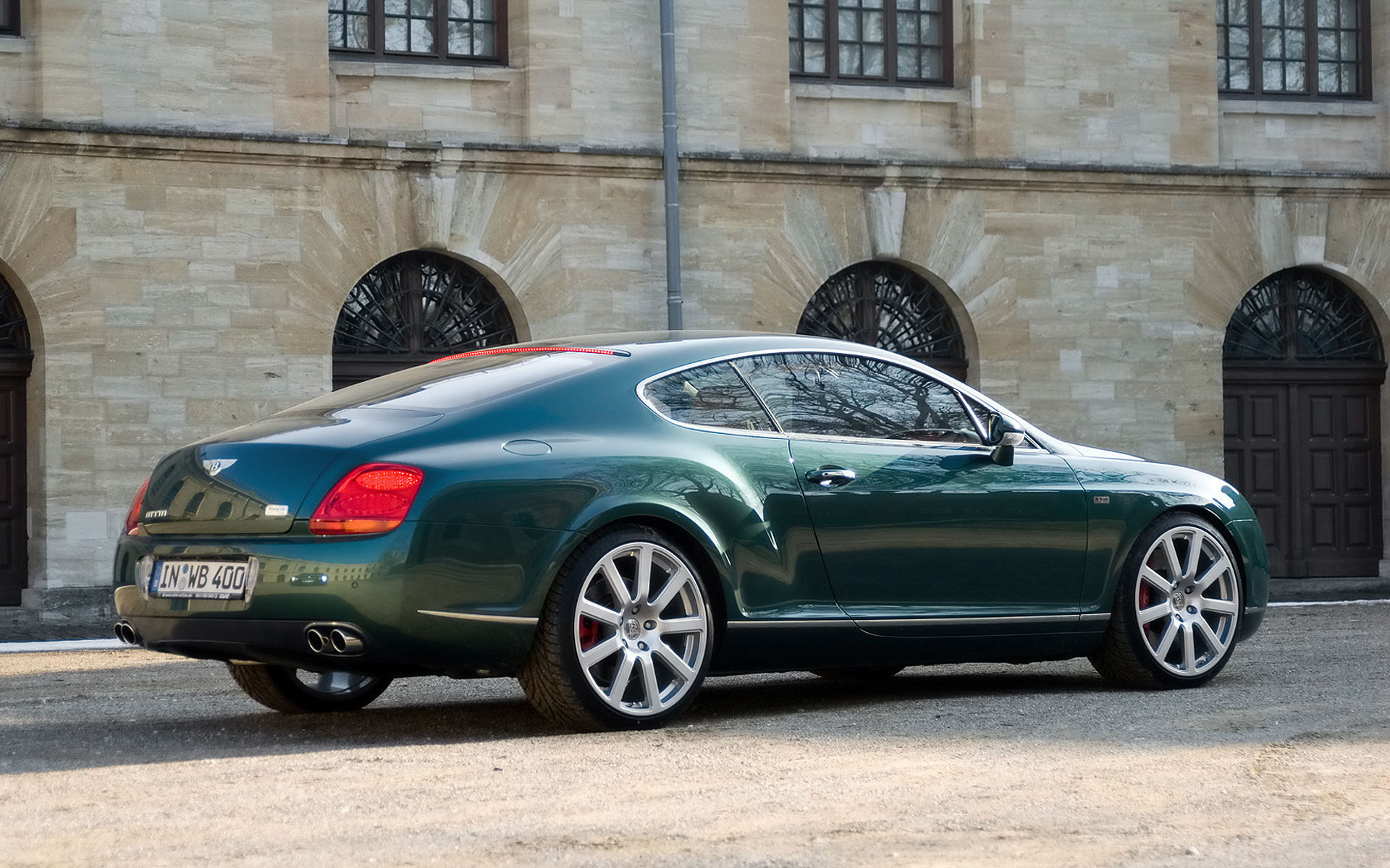 2009 Bentley Continental GT Owners Manual
