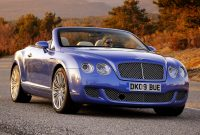 2009 Bentley Continental GTC Speed Wallpapers And HD