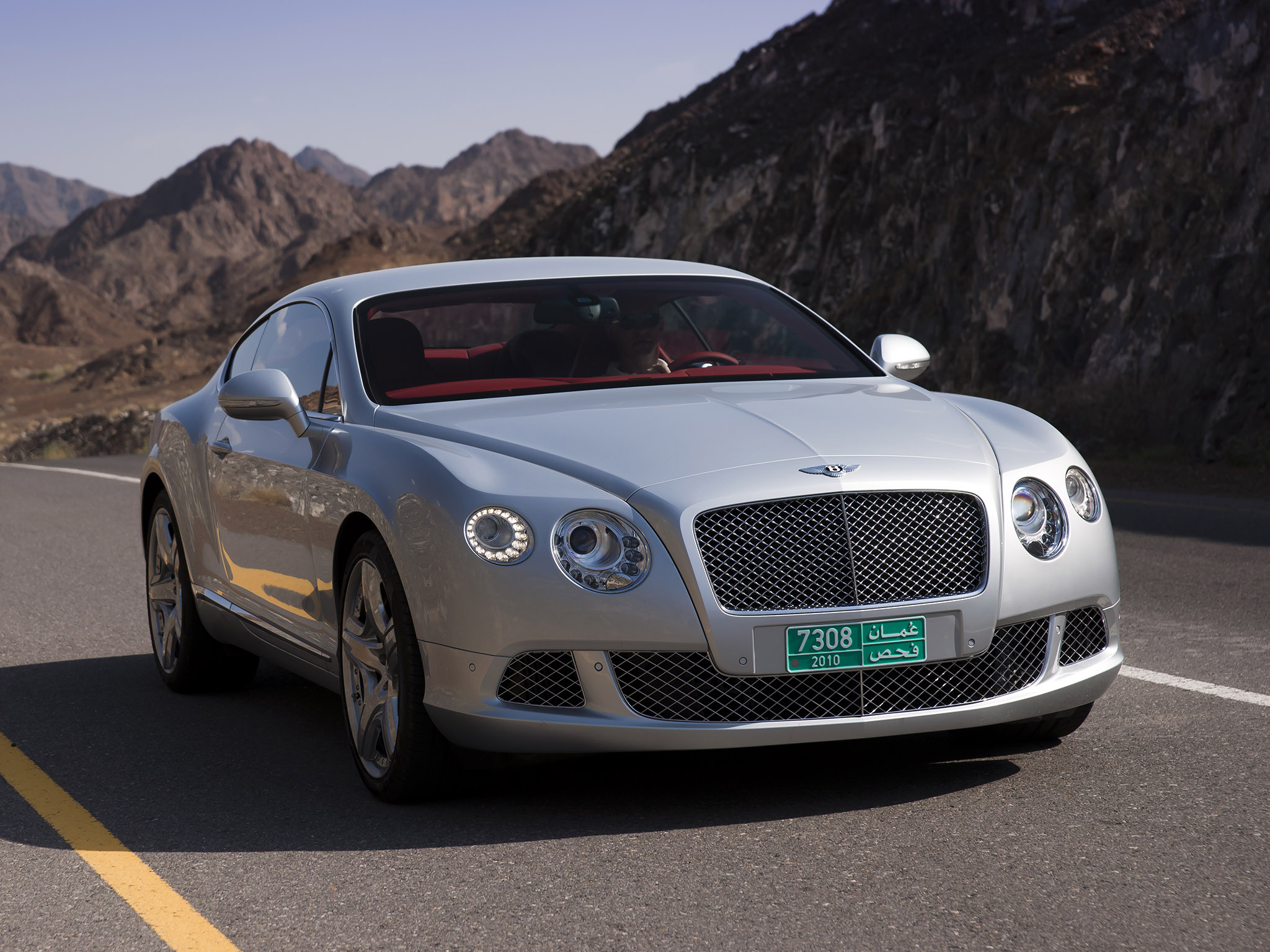 2010 Bentley Continental GT Information And Photos