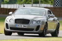 2010 Bentley Continental Supersports Review Car And Driver