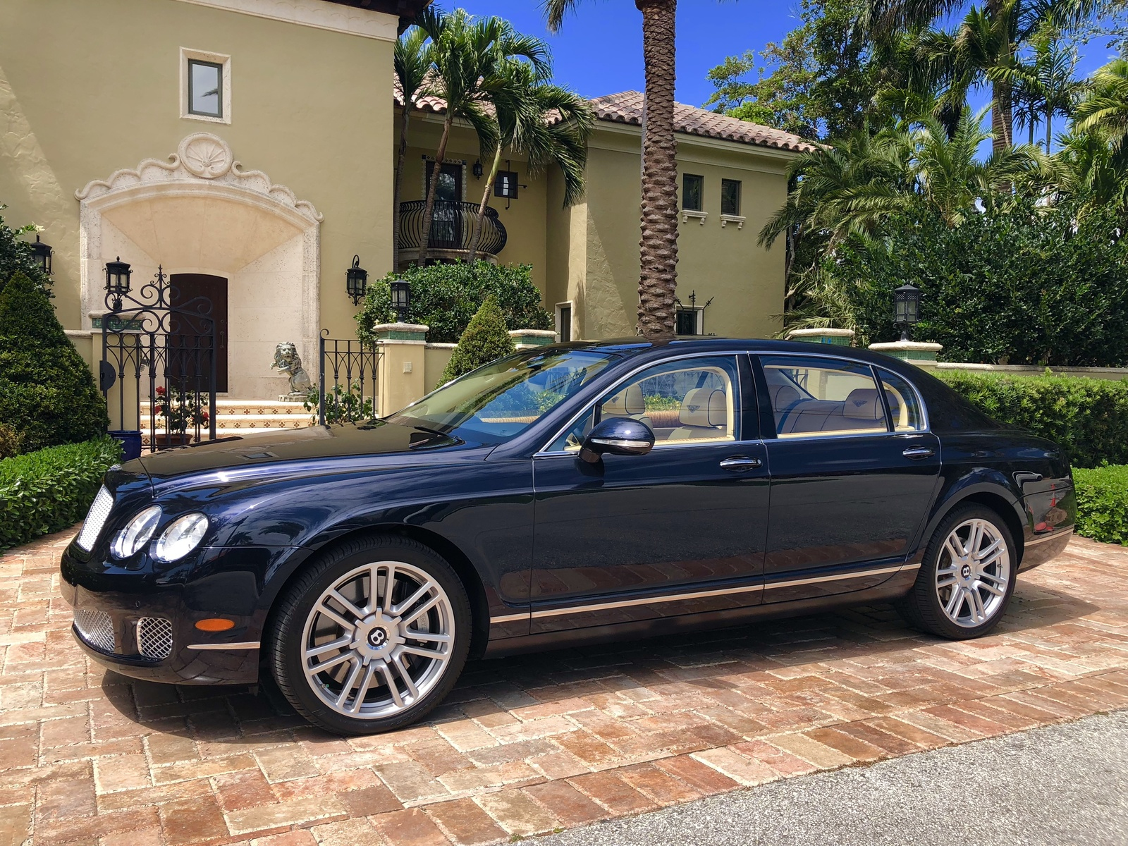 2013 Bentley Continental Flying Spur Overview CarGurus