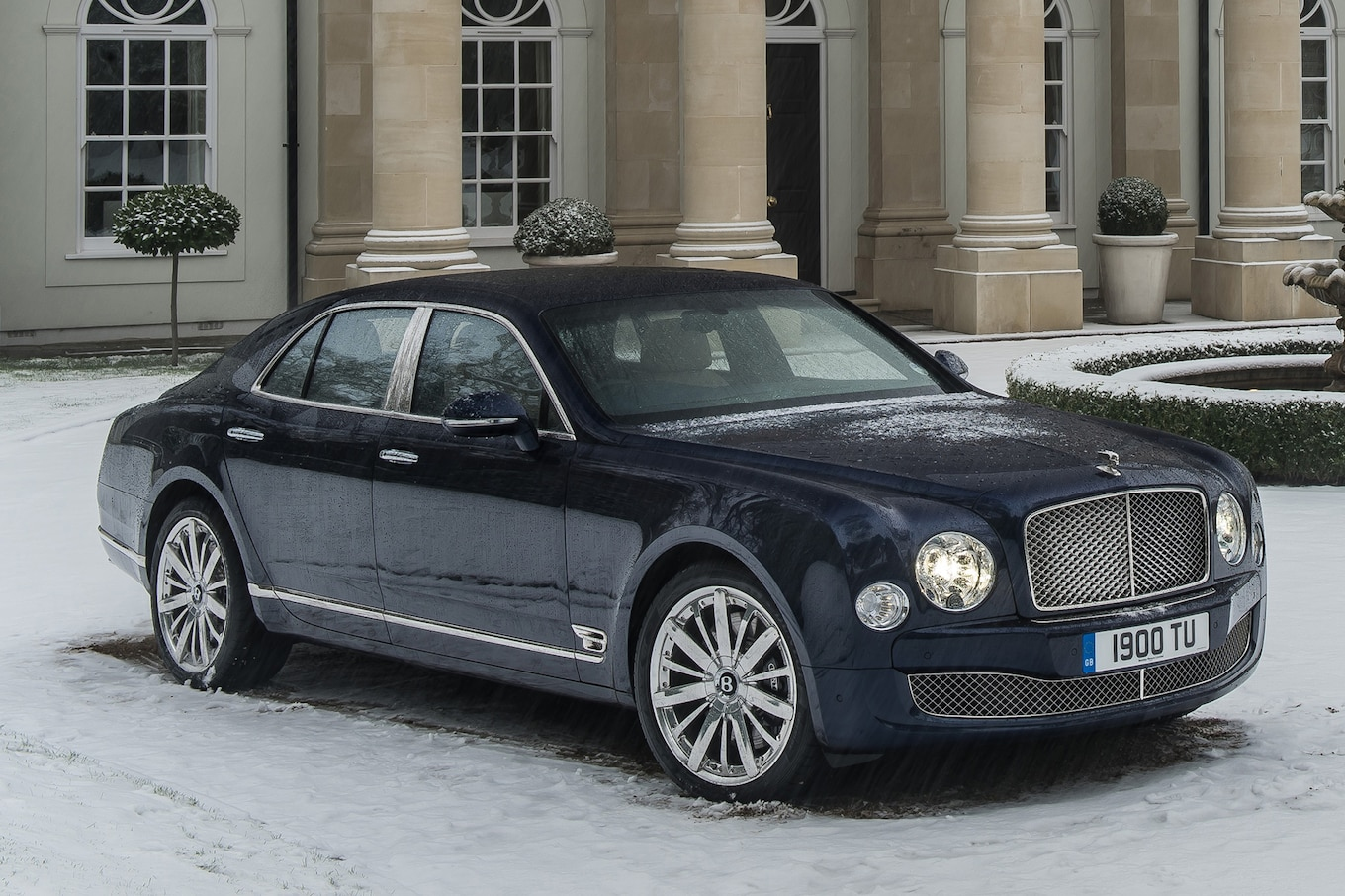 2014 Bentley Mulsanne Reviews And Rating Motor Trend