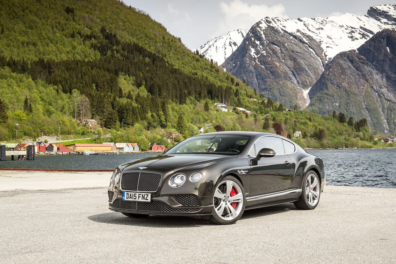 2016 Bentley Continental GT Reviews And Rating Motor Trend