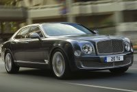 2016 Bentley Mulsanne Overview CarGurus