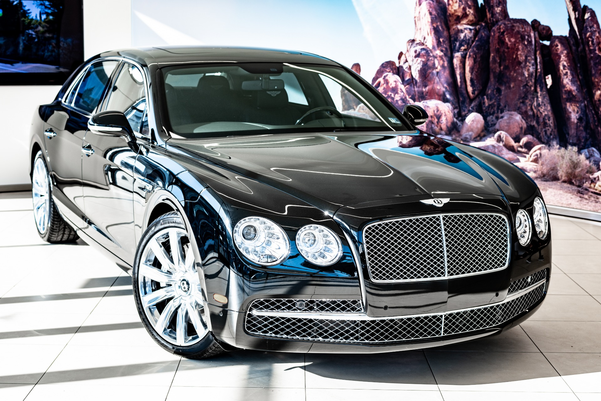 2018 Bentley Flying Spur W12 Stock 8N070285 For Sale