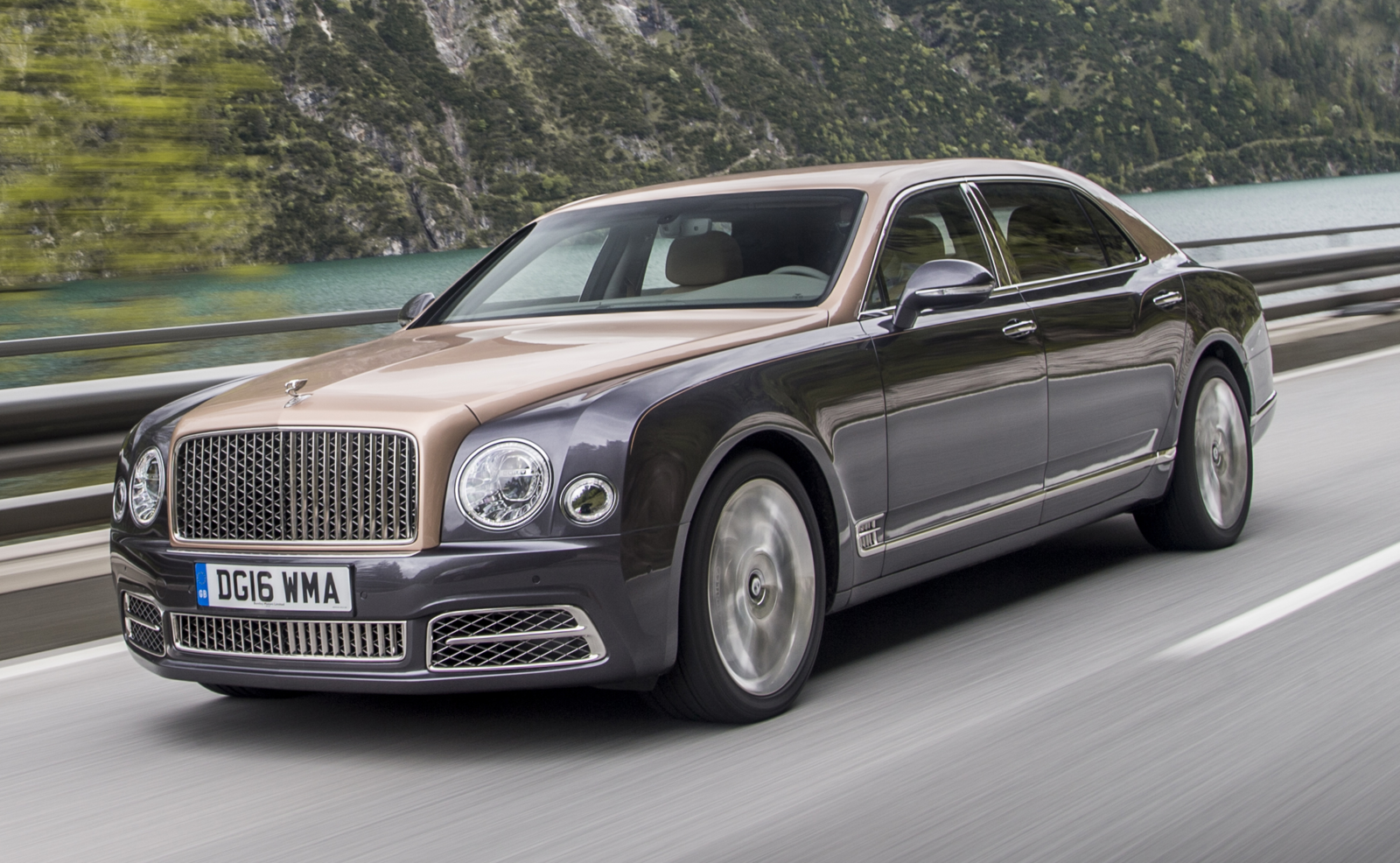 2018 Bentley Mulsanne Overview CarGurus